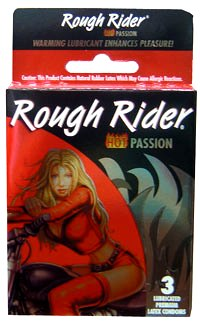 Rough Rider Hot Passion 12box