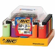 Mini Bic Electric 50 + 3 Free Reg Mini Bic