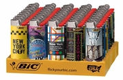 Bic New York Lighter