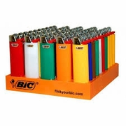Bic Regular Size Lighter (case/300pc)
