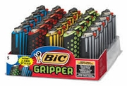 Bic Gripper Mini Lighter w/case