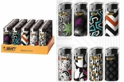 Mini Bic Black & White*CASE PRICE 300PC*