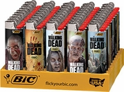 Bic Walking Dead Lighters