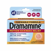 Dramamine 8ct 6box