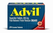 Advil 24's (bottles)3 dozen Deal