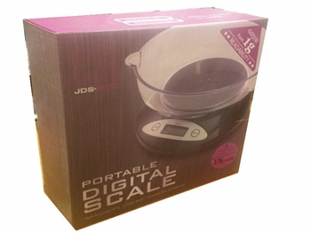 JDS 5000 Scale 1g / 176.36oz