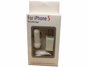 Iphone 5 Complet Chargin Set6bx