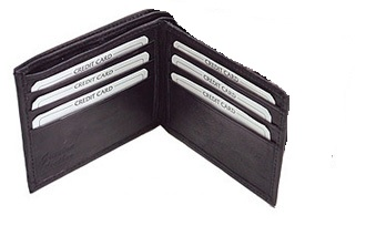 Leather Wallets 12/bx