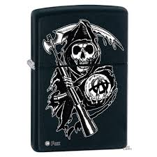Zippo Sons of Anarchy �Fox Reaper