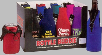 Buddie Bag Bottle holder w/Bottle Opener