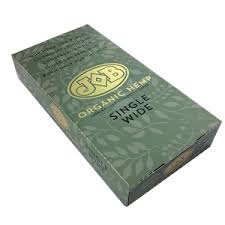 Job Organic Hemp Single Wide 24 Box