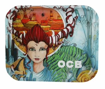 OCB Rolling Tray Artist Medium