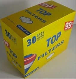 Top Filters 100ct30 bags
