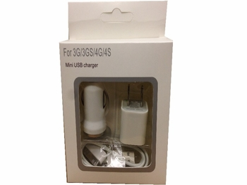 Iphone 4 Complete Charging Set6bx