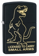 Zippo License Small Arms