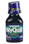 Nyquil 8oz Regular 6 / box