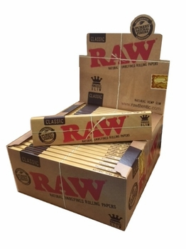 Raw Classic King Slim Paper50/box