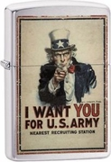 Zippo Army I Want You