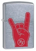Zippo Foo Fighters Rock On