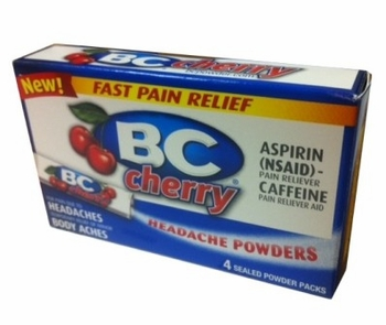 Bc Powder Cherry Flavor6/box