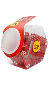 Job Paper Orange 1&frac14 PrePriced 100/Jar