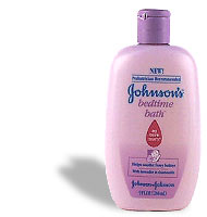 Johnson & Johnson Baby Hair Shampoo 3.5oz