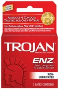 Trojan Non-Lubricated 12/box