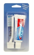 Dental Travel Kit Toothbrush & Toothpaste (doz)