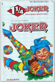 Joker Cigarette Paper 1&frac14 24/box