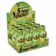 5 Hr Energy Cool Mint Lemonade Extra Strength 12bx