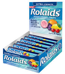 Rolaids Fruit 12/bx