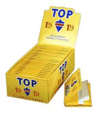 Top Cigarette Paper 1&frac12 24/bx