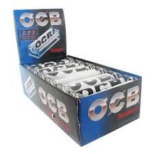 OCB Rolling 1.25 machine (rollers) 12 box
