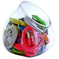 Iphone 5-6 Copper Cable24 jar