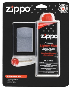 Zippo All in One Kit