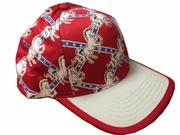 Rebel Flag W/horse Cap