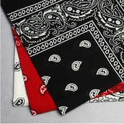Square Bandannas Assorted