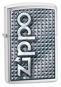 Zippo Abstract 3d