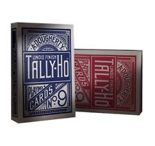 Tally-Ho no.912 decks