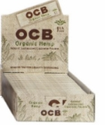 OCB Organic Hemp 1 1/424 box
