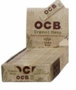 OCB Organic Hemp Single Wide24/bx