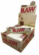 Raw Organic Hemp King slim 50bx