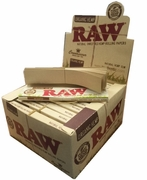 Raw Organic King w/tips 24bx