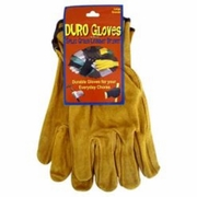 Split Grain Leather Driver Gloves 6pk