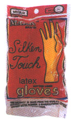 Rubber Gloves (doz)