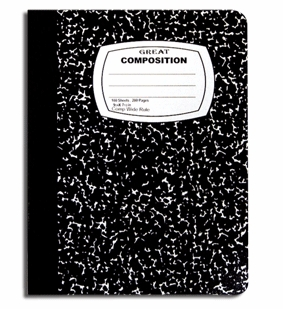 Composition Notebook 12/box
