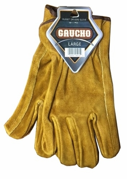 Russet Driver Gloves12 Pairs