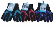 Kids Heavy Duty Ski Gloves