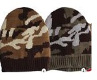 Camouflage Hats12 Box
