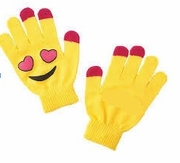 Emoji Adult Gloves12 Box